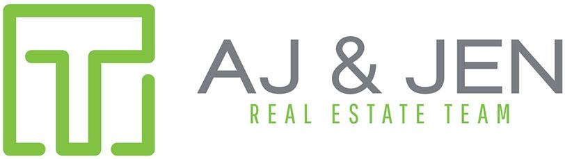 AJ & Jen Real Estate Logo